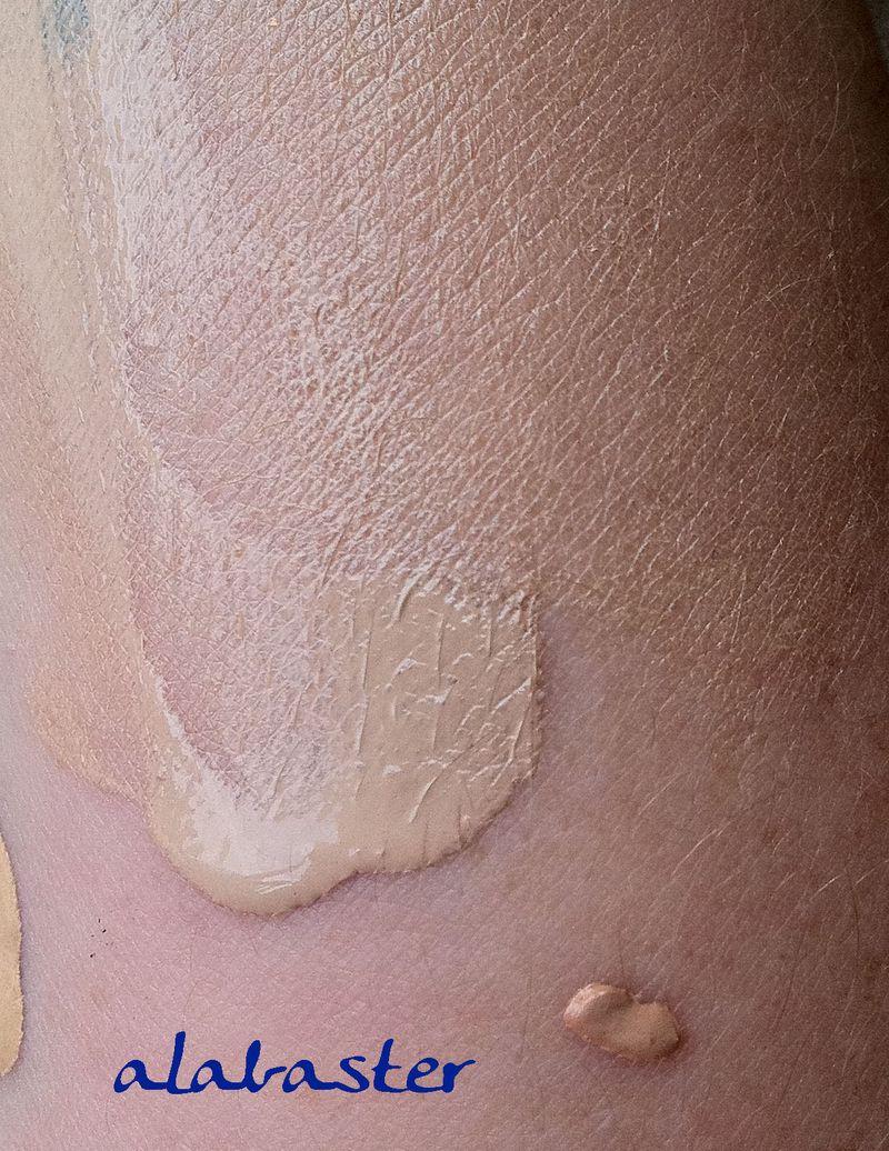 Bobbi brown tinted moisturizer spf 15 alabaster swatch