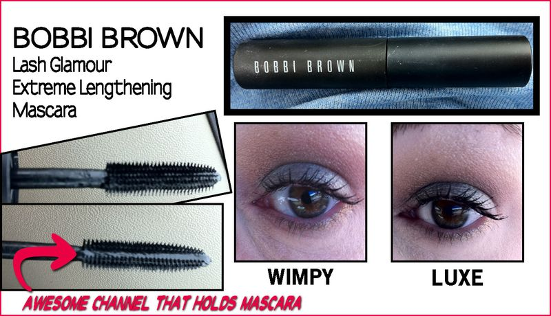 Bobbi Brown Lash Glamour Extreme Lengthening Mascara