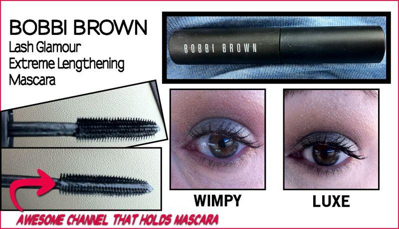 Bobbi Brown Lash Glamour Extreme Lengthening Mascara