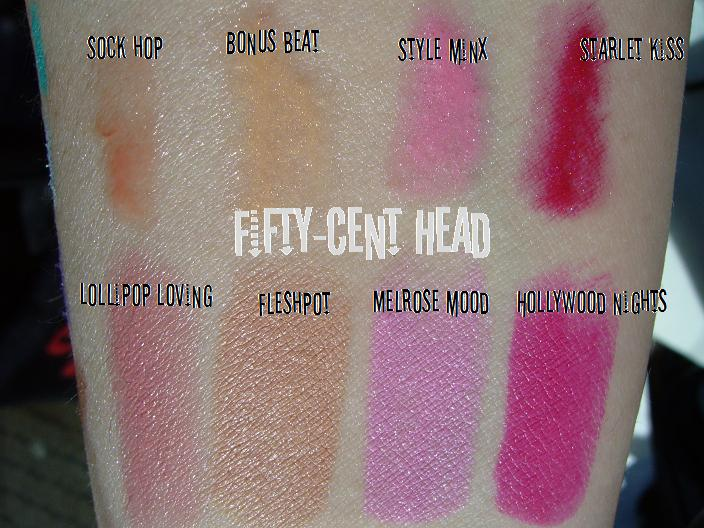 Mac Heatherette Swatches Amp Review Bsb Beauty News Makeup Swatches And Pictures Nail Polish