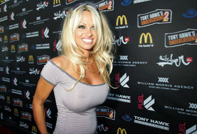 Pamela Anderson interview